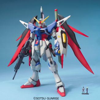 Destiny Gundam 1/100 MG Model Kit Gundam