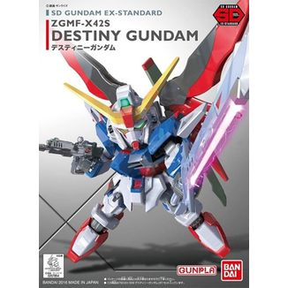 Destiny Gundam SD EX-Standard 009 Model Kit Gundam
