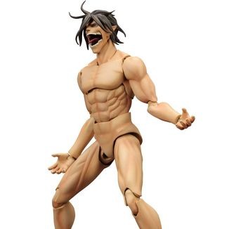 Model Kit Eren Yeager Ataque a los Titanes