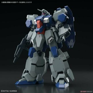 Model Kit FD-03 Gustav Karl Unicorn Ver 1/144 HG Gundam