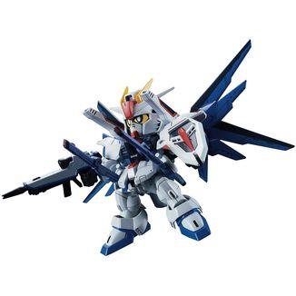 Model Kit Freedom Gundam SD Gundam Cross Silhouette