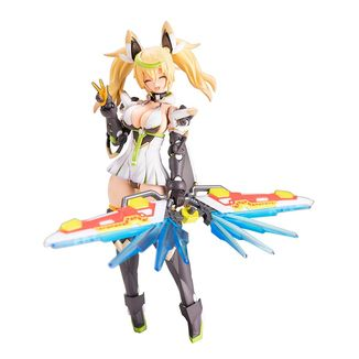 Gene Stellatears Version Model Kit Phantasy Star Online 2