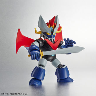 Great Mazinger Model Kit SD Cross Silhouette