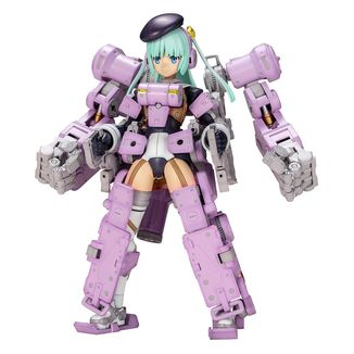 Greifen Ultramarine Violet Model Kit Frame Arms Girl