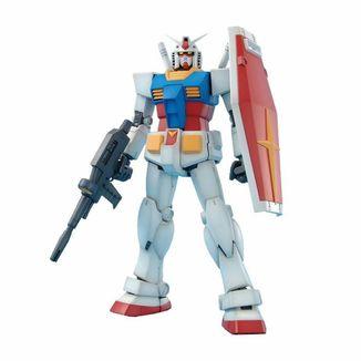 Gundam RX 78 2 version 2.0 Model Kit 1/100 MG Gundam