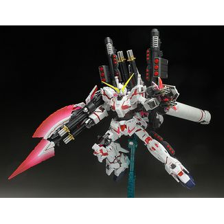 Model Kit Unicorn Gundam Full Armor 1/144 HG Gundam