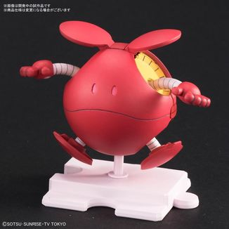 Model Kit Haropla Haro Diva Red Gundam