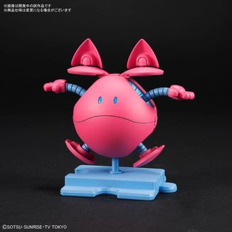 Haropla Haro Model Kit Pink Variation Gundam