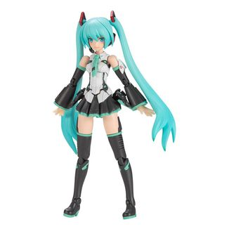 Hatsune Miku Figure Vocaloid Frame Arms Girls