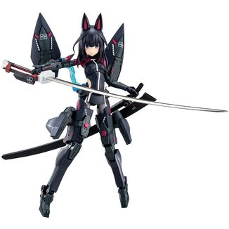 Model Kit Kaede Agatsuma Kaiden Form Alice Gear