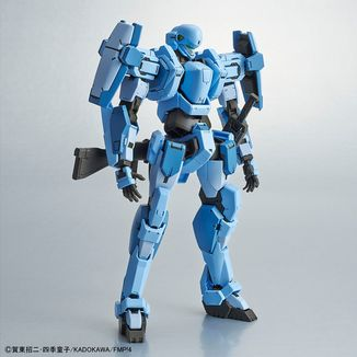 Model Kit M9 Gernsback Agressor Squadron 1/60 HG Full Metal Panic