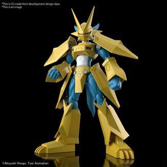 Magnamon Model Kit Digimon Adventure 02 Figure Rise Standard