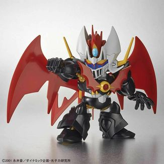 Mazinkaiser Model Kit SD Cross Silhouette Mazinger
