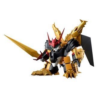 Model Kit Metal Jacket Jyakomaru Mashin Hero Wataru PLAMAX MS-08