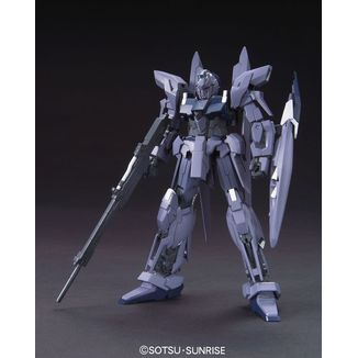 Model Kit MSN-001A1 Delta Plus 1/144 HG Gundam