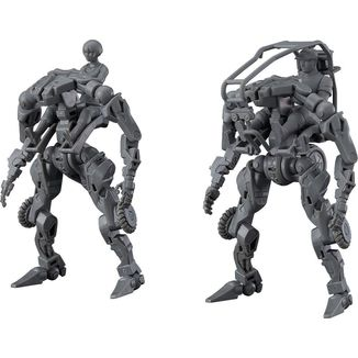 Model Kit Multi Purpose EXOFRAME Gray OBSOLETE Moderoid