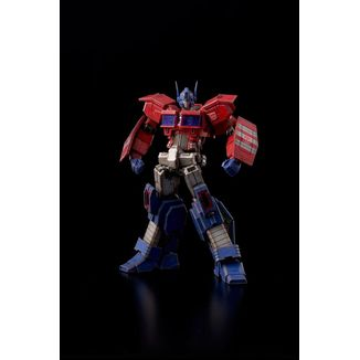 Optimus Prime EDW Model Kit Transformers Furai Model