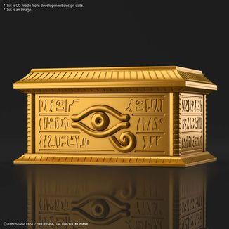 Sarcophagus Millennium Puzzle Model Kit Yu Gi Oh Ultimagear