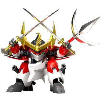 Model Kit Senoumaru Mashin Hero Wataru PLAMAX MS-10