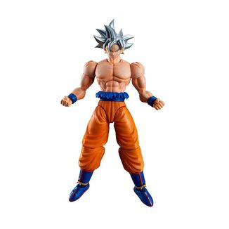 Son Goku Ultra Instinct Model Kit Dragon Ball Super Figure Rise