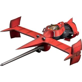 Swordfish II Model Kit Cowboy Bebop