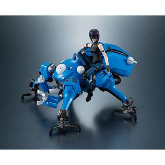 Tachikoma & Kusanagi Motoko Model Kit Ghost in the Shell SAC_2045 Variable Action Hi-Spec