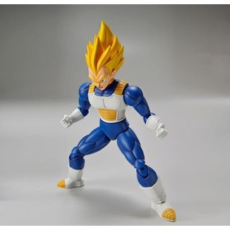 Vegeta SS Model Kit Figure Rise Standard Dragon Ball Z