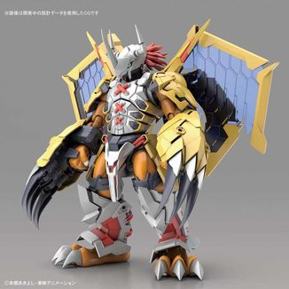 Model Kit WarGreymon Amplified Figure Rise Digimon Adventure