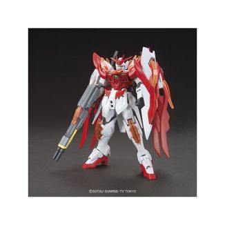 Model Kit Wing Gundam Zero Honoo 1/144 HGBF Gundam
