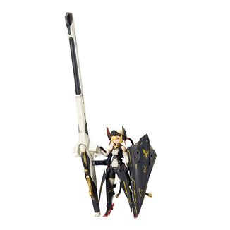 Bullet Knights Launcher Model Kit Megami Device