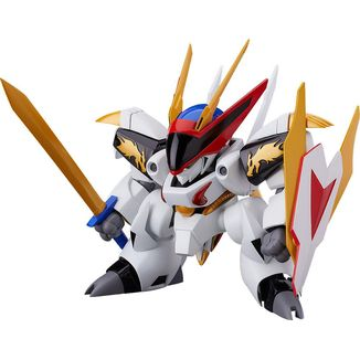 MS-05 Ryuomaru PLAMAX Model Kit Mashin Hero Wataru