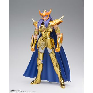 Milo of Scorpio Myth Cloth EX Saintia Sho Color Edition