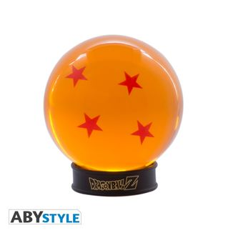Replica Bola 4 Estrellas con base Dragon Ball