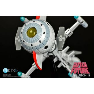 Replica Metaltech 11 Comet Captain Future