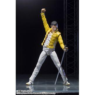 Freddie Mercury S.H. Figuarts Queen