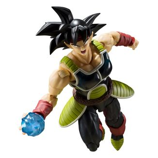 SH Figuarts Bardock Dragon Ball Z