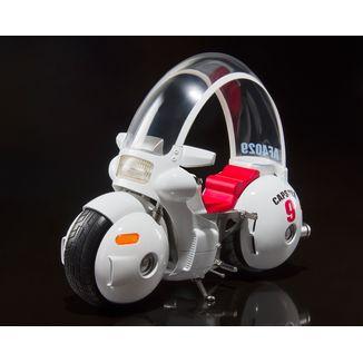 SH Figuarts Bulma Motorcycle Hoipoi Capsule 9 Dragon Ball