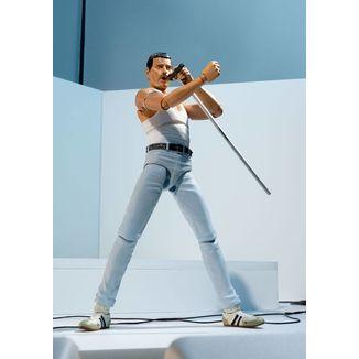 SH Figuarts Freddie Mercury Live Aid