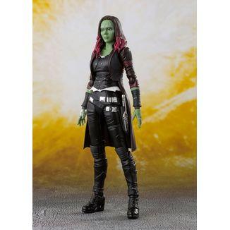 Gamora SH Figuarts Avengers Infinity War