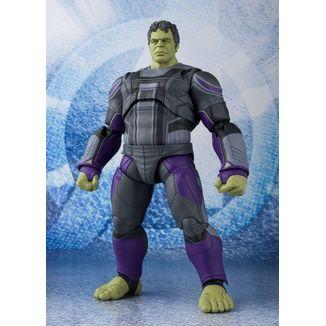 Hulk SH Figuarts Avengers Endgame Marvel Comics