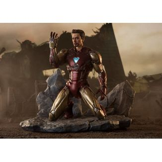 SH Figuarts Iron Man Mk-85 I am Iron Man Edition Vengadores Endgame