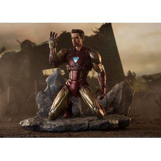 SH Figuarts Iron Man Mk-85 I am Iron Man Edition Vengadores Endgame