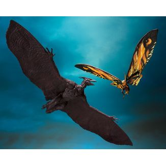 Mothra & Rodan MonsterArts S.H. Figuarts Godzilla King of the Monsters 2019