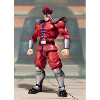 SH Figuarts Mr Bison Street Fighter
