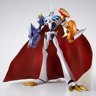 Omegamon Premium Color Edition SH Figuarts Digimon Adventure Our War Game