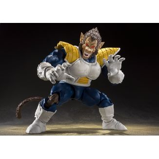 SH Figuarts Ozaru Vegeta Dragon Ball Z