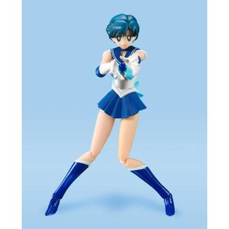 Sailor Mercury Animation Color Edition SH Figuarts Sailor Moon