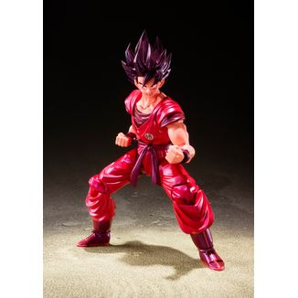 SH Figuarts Son Goku Kaiouken Dragon Ball Z