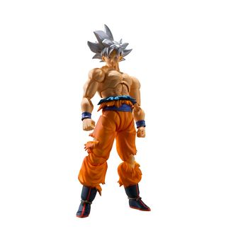 Son Goku Ultra Instinct SH Figuarts Dragon Ball Super