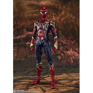 SH Figuarts Spider Man Final Battle Vengadores Endgame